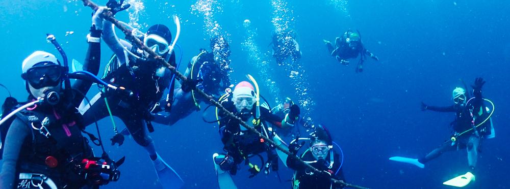 ダイビングライセンス取得に必要な条件とは?